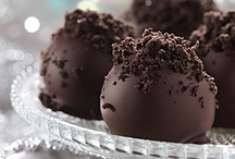 Food: Chocoholics Anonymous  / by Jandi Eline