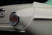 Automotive Canvas (detail shots) / by T J