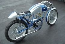 Motorcycles / by T J