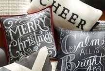 Holiday: Christmas Cheer / The most wonderful time of the year / by Jandi Eline