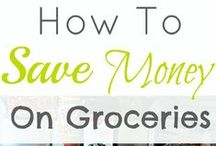 Saving at the Grocery Store / Everyone knows food is very expensive. There are some amazing tips and tricks on this board to help you save as much money possible at the grocery store! / by BillCutterz
