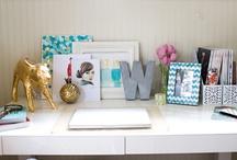 Home: Office Space / Office ideas / by Jandi Eline