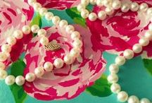 lilly pulitzer / by isabel kaiser