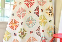 Quilts! / Beautiful handmade quilts to inspire and make !
