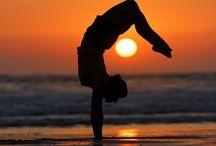 Yoga. Meditation. Mindfulness. / by nikki mcinnes