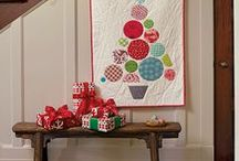 Quilts - Christmas / Quilts perfect for the holiday season