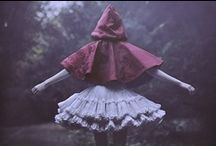 Little Red Riding Hood / Ideas for Little Red Riding Hood photoshoot! / by Alexis Sharpe