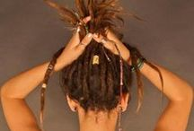 Dreads AH! / I LOVE THESE :) / by Brittany Bowman