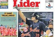 Portadas Líder 2014 / by Lider En Deportes