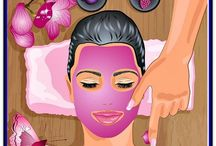 Skin Treats / Things good for your skin & more ways to look beautiful, or heal your skin.