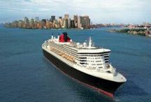 USA - QUEEN MARY II - UK 2015 / Turning 35 Years of Marital Bliss into this.