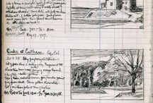 Sketchbooks & Journals