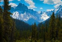 Canada / The Rockies, etc