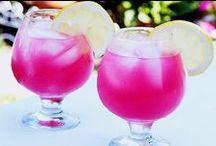 Summer drinks ......