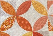 Quilts - Quilting Makes the Quilt / Quilting that provides an additional design layer to the quilt