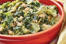Italian-Inspired Recipes