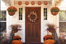 DECORATE Fall / by Suzanne Brown