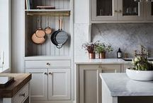 INSPIRE | Kitchens / And all the things we love to keep in them!