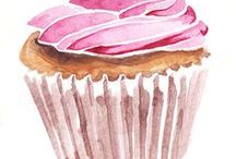Cupcake Stop! / by Sandy Robinson