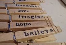 Paper Crafting, Misc. Ideas / cards and scrapbooking. / by Linda Kaplan
