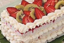 Dessert :) / by Bobbi Gronquist