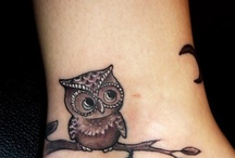Tattoo's / Cool tattoo's / by Rena Cardenas