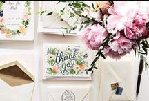 INPSIRE | All Things Weddings / We've teamed up with some of our favorite wedding planners and bloggers to create the ultimate wedding inspiration board.  / by One Kings Lane