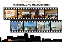 ReachLocal Australia Passion / ReachLocal (http://www.reachlocal.com.au) is a leader in Online Marketing services that helps businesses across the globe acquire, manage, and retain local customers online. With offices across Australia, ReachLocal is set for exponential growth