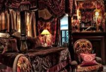 Interiors: Colonial Oriental / Traditionally Exotic / by Eden Lighthipe