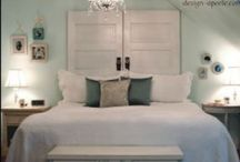 Home // Bedroom & Closet / Design and DIY ideas for the bedroom and closet.