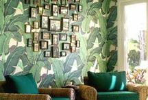 Tropicana / Inspiration for tropical interiors