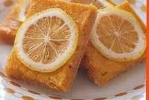 Decadent Lemon Bars / by Rocco DiSpirito