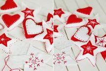 it's coming ! / nadchodzą Święta / ok, w moim świecie Boże Narodzenie jest zawsze blisko :)