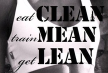 Clean eating / by Kristin Pyle-Matthew