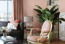 COLOR | Pink / The feminine color that stands the test of time: pretty, pale, light, girlie, baby blush pink. Fun, bright and cheerful, pink interior design, furniture and home decor, outfit ideas, gifts, objects and inspiration are always on our radar.