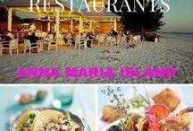 Restaurants ~ Anna Maria Island / Our favorite restaurants on Anna Maria Island, Florida. http://www.annamariaislandhomerental.com https://www.facebook.com/AnnaMariaIslandBeachLife Twitter: https://twitter.com/AMIHomeRental