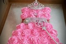 Girl Birthday Parties / girls, princesses, parties, tutu's, and all things little girls are made of!