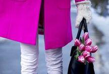 Cinza e rosa / by Beth Guimarães