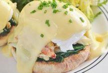 Breakfast / yummy breakfast ideas!