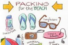 What's in my Beach Bag? - Sirenia Style! / Our favorite tropical beach bag necessities - Sirenia Style! http://www.annamariaislandhomerental.com https://www.facebook.com/AnnaMariaIslandBeachLife Twitter: https://twitter.com/AMIHomeRental / by Anna Maria Island Beach Life