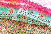 Artesanato, bordado, costura / by Beth Guimarães