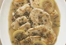 Chicken Piccata / Chicken piccata is a magnificent dish to prepare when you don't have the time for gourmet cooking but want to impress your guests with your culinary talents. All you need is a little planning and just a few ingredients!