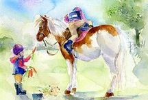 Equine  - Fine Art Cards