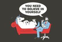 unicorns / jednorożce