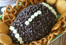 Football / Football, Seahawks, Game day food, Crafts, Decorations, Super Bowl, etc...