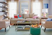 Spring 2014 Style Guide  / Take a sneak peek at our first ever Spring Style Guide! It's chock full of our favorite ideas to help you spring-ify your spaces for the season!  / by One Kings Lane