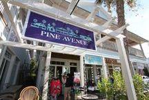 America's Greenest Main Street - Anna Maria Island, FL / Pine Avenue - Greenest Main Street in America http://www.annamariaislandhomerental.com https://www.facebook.com/AnnaMariaIslandBeachLife  #annamariaisland