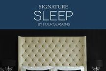 Top Sleep Tips / Top Sleep Tips from our Experts / by Four Seasons Hotel Boston