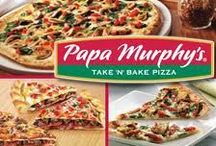 Ultimate Pizza & Movie Night! / #PapaMurphysMom