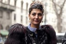 Giovanna Battaglia / Style icon and frow favourite / by Christy Llewellyn